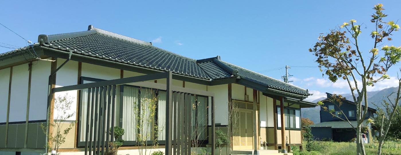 須坂市 八重森にあるアットホームな鍼灸マッサージの治療院